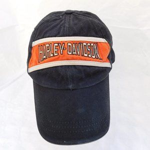 HARLEY DAVIDSON EMBROIDERY LOGO CAP HAT